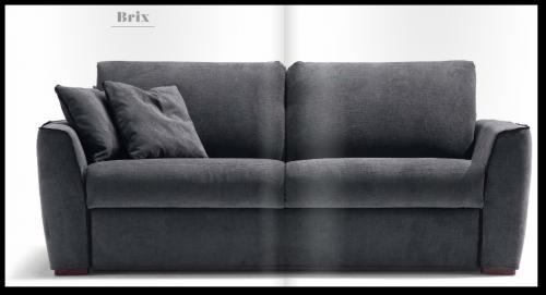 divano brix trasformabile in letto con un dito : (napoli) - Divano Letto Matrimoniale Elettrico