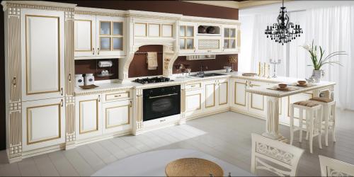 Emejing Cucine Classiche Avorio Pictures - Design & Ideas 2017 ...