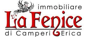 Logo Immobiliare La Fenice di Camperi Erica