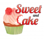 Logo Sweet and Cake di Matteo Pirondini