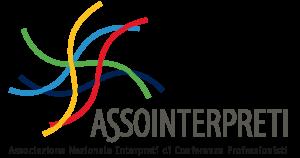 Logo Assointerpreti Associazione Nazionale Interpreti di Conferenza Professionisti