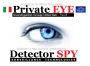 Logo Private Eye Investigation Group